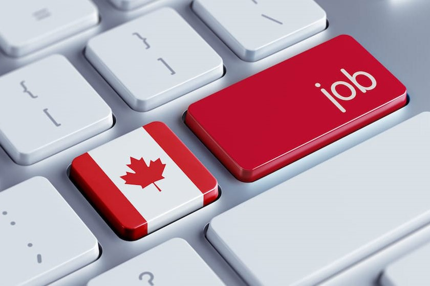 پیشنهاد کاری کانادا