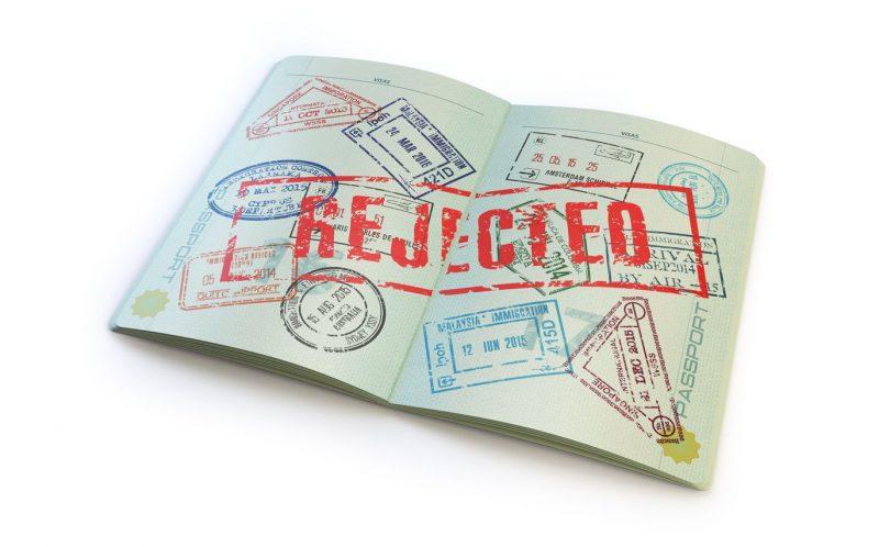 رد شدن ویزای تحصیلی کانادا