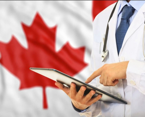 مهاجرت دندانپزشکان به کانادا